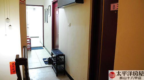 泰山買房賣屋輔大精選獨立9套房,新北市泰山區中央路