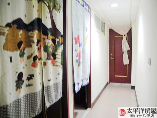 泰山買房賣屋超值收租七套房透天,新北市泰山區泰林路二段