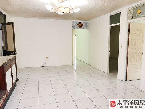 獨戶獨梯邊間美寓,新北市泰山區中華街