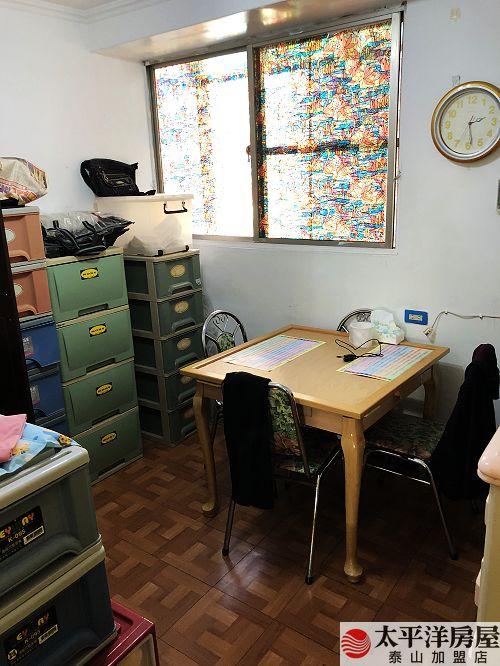 泰山買房賣屋嘉年華邊間3+1房,新北市泰山區泰林路二段