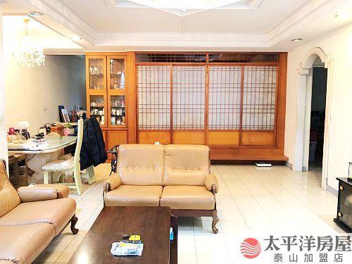 泰山買房賣屋寧靜大坪數3房,新北市泰山區明志路二段