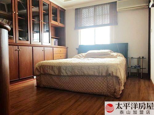 泰山買房賣屋稀有近學區樓中樓公寓,新北市新莊區後港一路
