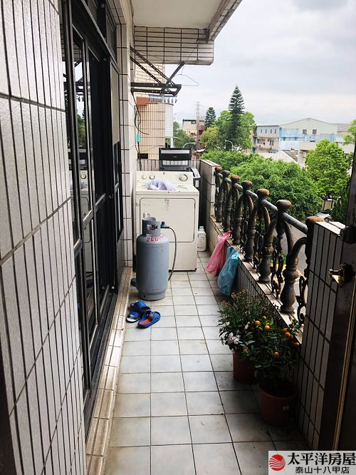 泰山買房賣屋獨特公寓式透天,新北市林口區自強九街