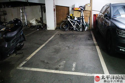 泰山買房賣屋低公設邊間三房車,新北市泰山區明志路一段