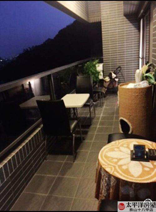 泰山買房賣屋植村秀高樓景觀四房車,新北市泰山區明志路二段