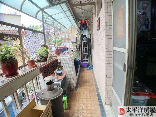 泰山買房賣屋泰山高中旁低總價三樓,新北市泰山區辭修路