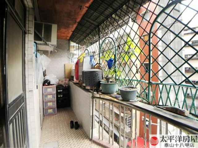 泰山買房賣屋明志國小旁低總價四樓,新北市泰山區明志路二段