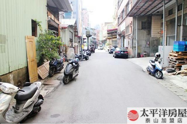 泰山買房賣屋新莊化成透天廠,新北市新莊區化成路