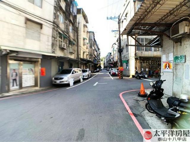 泰山買房賣屋美裝潢六套房,新北市泰山區中華街