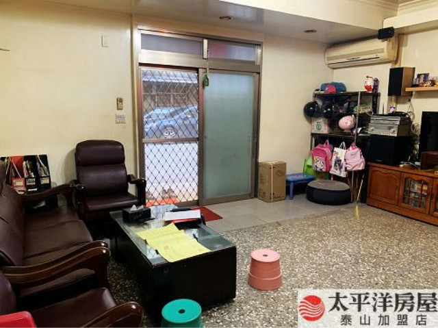 泰山買房賣屋新莊學區一樓可停車,新北市新莊區瓊林路