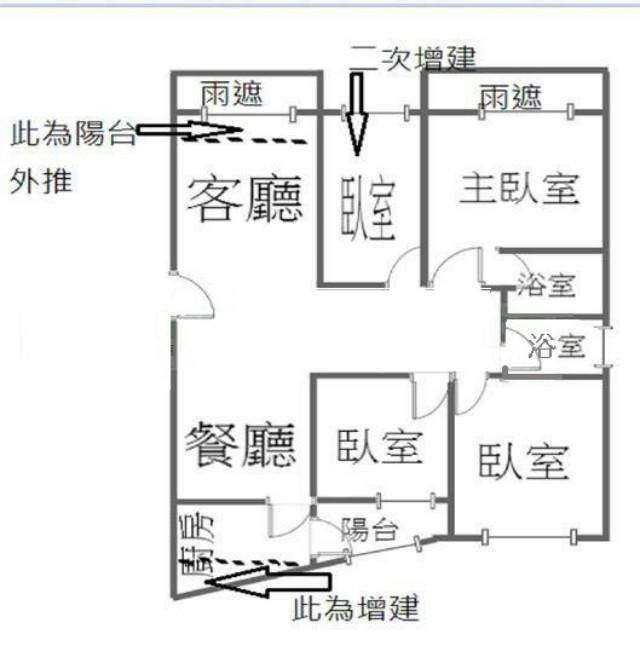 泰山買房賣屋金典溫馨四房車,新北市泰山區中港西路