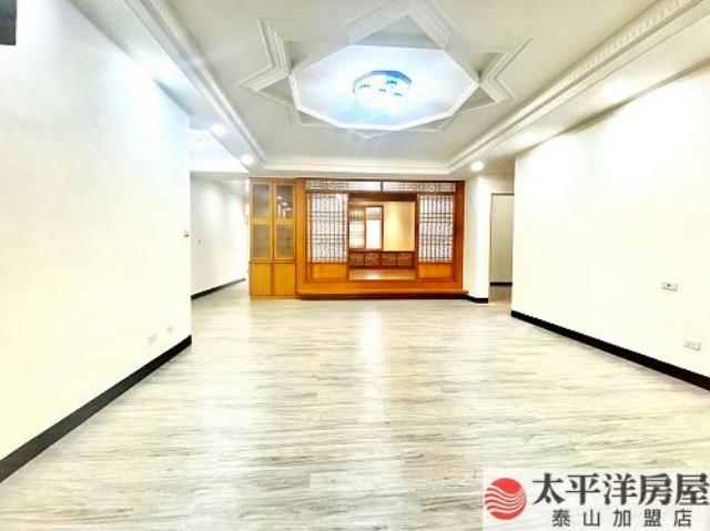 泰山買房賣屋美裝潢明亮邊間三樓,新北市泰山區明志路二段