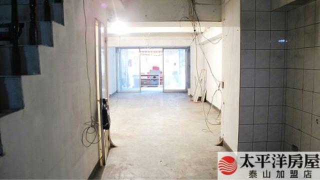泰山買房賣屋星洲1+2樓可停車住辦,新北市五股區成泰路一段