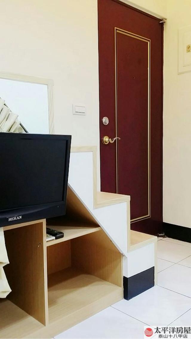 泰山買房賣屋晶贊夾層套房2,新北市泰山區明志路三段