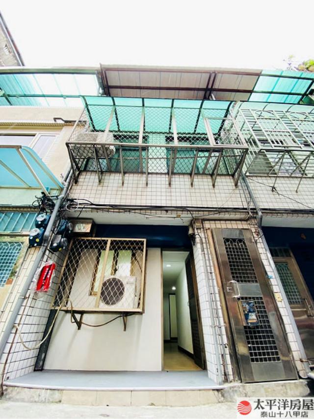 泰山買房賣屋十八甲商圈旁收租六套房,新北市泰山區泰林路二段