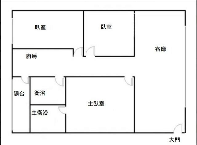 泰山買房賣屋學區旁美裝潢3樓,新北市新莊區民安西路