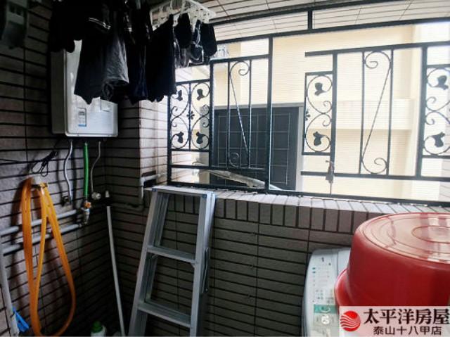 泰山買房賣屋法蝶溫馨兩房車,新北市新莊區立信三街