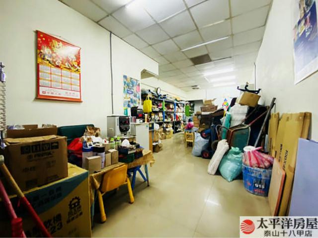 泰山買房賣屋德音金店面,新北市五股區明德路