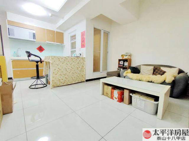 泰山買房賣屋璀璨全新兩房,新北市五股區芳洲一路