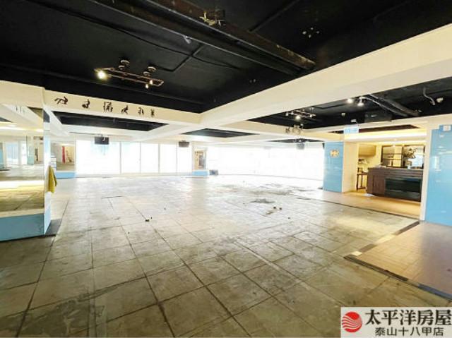 泰山買房賣屋動趣健身房2+3樓,新北市泰山區明志路三段