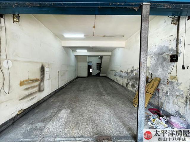 泰山買房賣屋福泰發財金店面透天,新北市泰山區泰林路二段