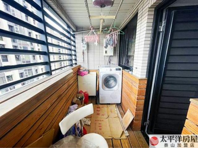 泰山買房賣屋雲開11F三房車,新北市新莊區中環路二段