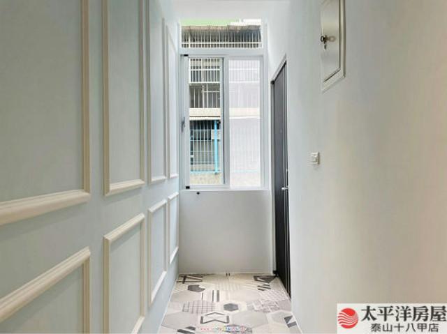 泰山買房賣屋捷運北歐風3房,新北市新莊區中正路