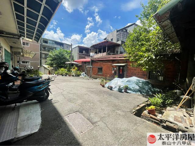 泰山買房賣屋福泰清淨1F,新北市泰山區明志路一段