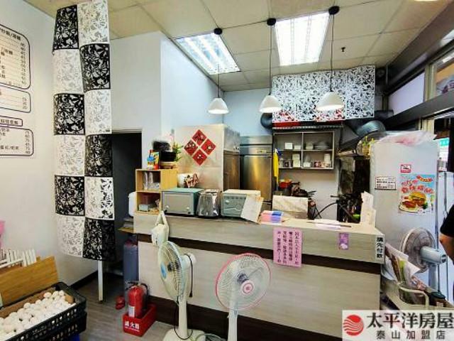 泰山買房賣屋科大低總價黃金店面,新北市泰山區明志路三段